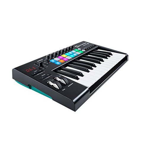 Novation Launchkey 25 USB Midi Controller Keyboard 25 Keys (Refurb)