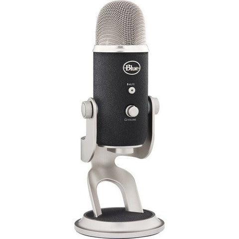 Blue Microphones Yeti Pro Multipattern Condenser Microphone