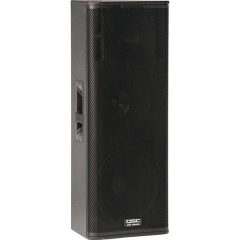 "QSC KW153 3-Way Powered Loudspeaker (1000 Watts, 1x15"")"