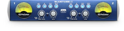 PreSonus BlueTube DP V2 2-Channel Vacuum Tube Dual-Path Mic Pre