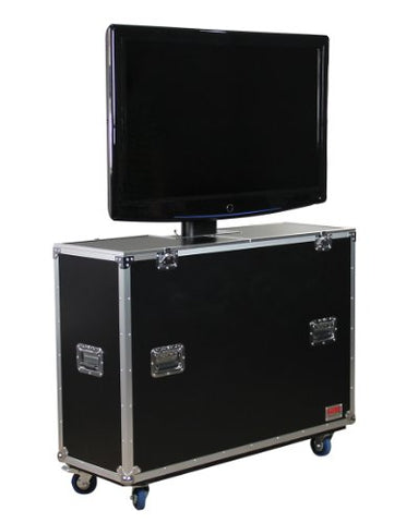 Gator G-TOUR ELIFT 55 ATA Flight Case w/ Electric Lift for LCD and Plasma Screens