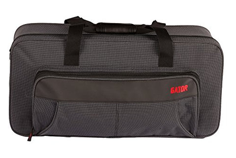Gator Lightweight Trumpet Case with Mute Storage Gray