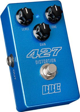 BBE 427 Distortion Guitar Pedal