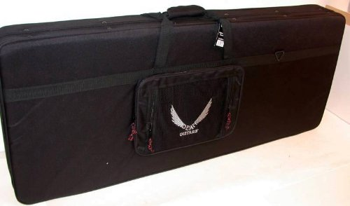 Dean LL RZBACK Lightweight Case for Razorback Model Electric Guitars
