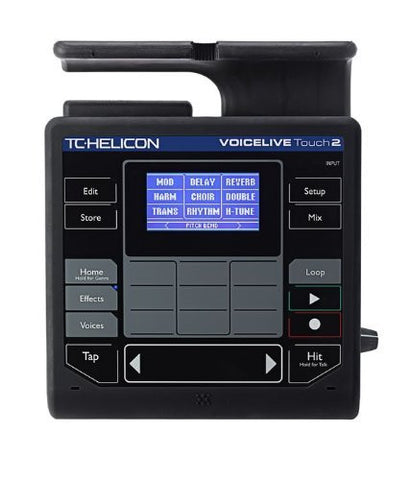 TC Electronics VoiceLive Touch 2 Vocal Effects Designer & Looper Processor