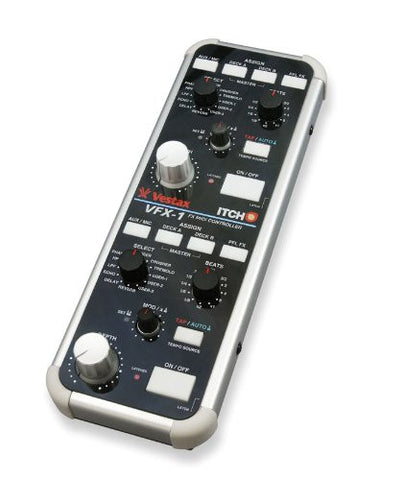 Vestax VFX-1 Dedicated Serato ITCH USB MIDI Effect Processor