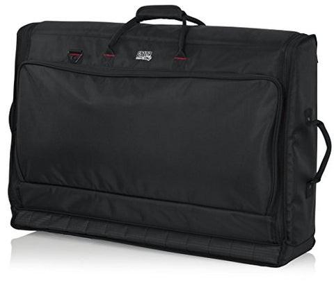 "Gator Cases Padded Large Format Mixer Carry Bag; Fits Mixers Such as Allen & Heath GL24400-24 | 31"" x 21"" x 7"" (G-MIXERBAG-3121)"