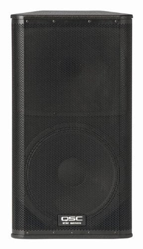 "QSC KW152 2-Way Powered Loudspeaker (1000 Watts, 1x15"")"