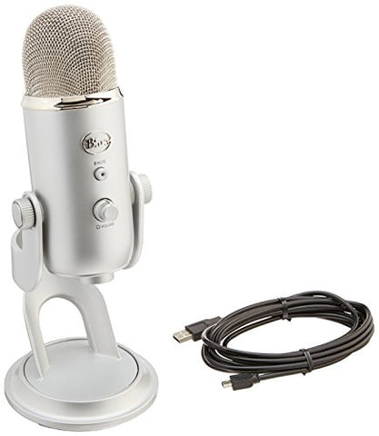 Blue Microphones Yeti Studio All-In-One Professional Recording System for Vocals (Refurb)