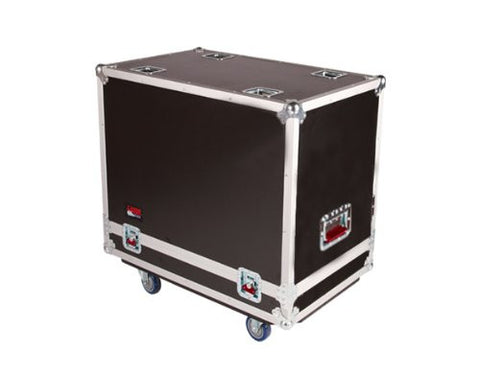Gator Cases Tour Series Speaker Case for Two QSC K12 Speaker Cabinets G-TOUR SPKR-2K12