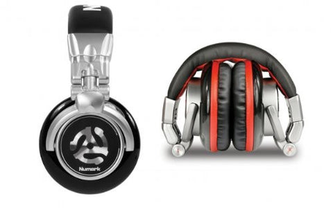 Numark Redwave Professional DJ Mixing Headphone