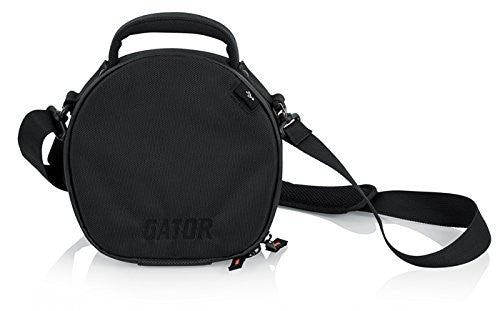 Gator G-ClUB_HEADPHONE G-Club Series Carry Case for DJ Style Headphones and Accessories