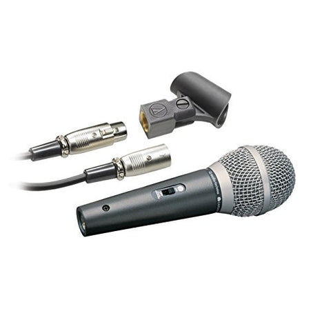 Audio-Technica ATR-1500 Cardioid Dynamic Vocal/Instrument Microphone