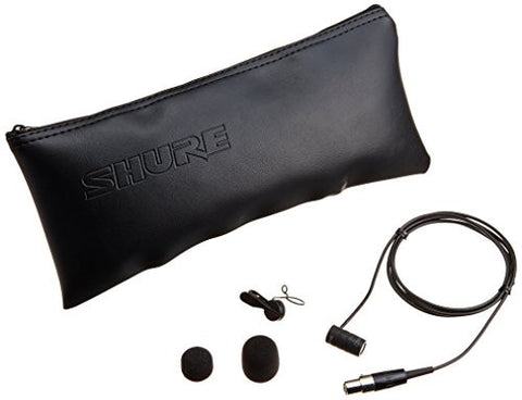 Shure WL183 Microflex Omnidirectional Lavalier Microphone