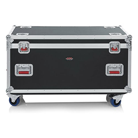 Gator Cases G-TOURTRK4522HS Truck Pack Trunk W/ Casters