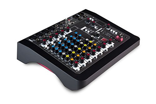 Allen & Heath ZEDi-10 Hybrid Compact Mixer/4x4 USB Interface (Refurb)