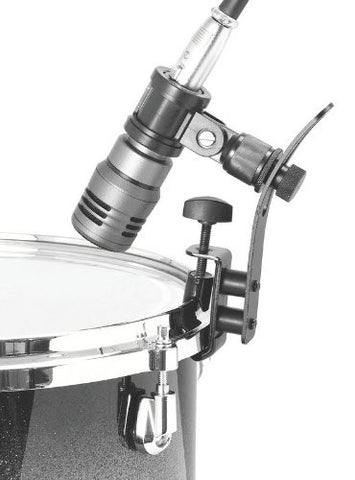 On Stage Stands DM50 Drum Rim Microphone Clip