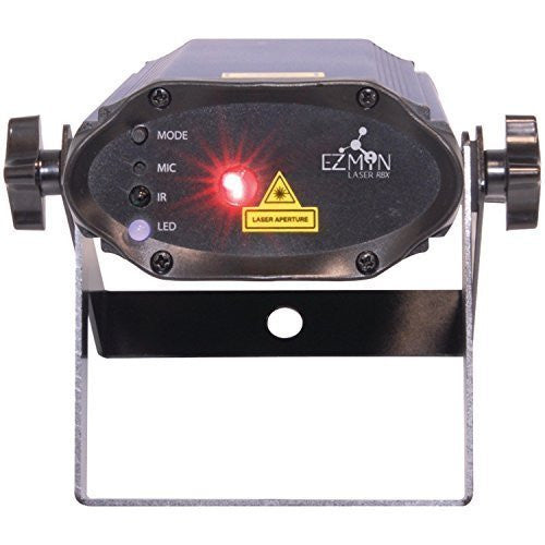 Chauvet Lighting EZMiNLASERRBX Special Effects Lighting and Equipment