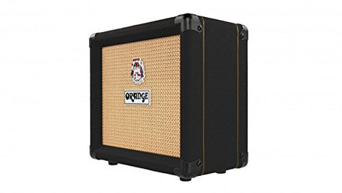 "Orange Crush 12 CRUSH12Watt Guitar Amp Combo, 12 Watts Solid State w/ 6"" Speaker, black (Refurb)"
