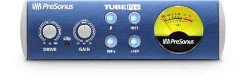 PreSonus Tubepre Single-Channel Vacuum Tube Mic Pre (Refurb)