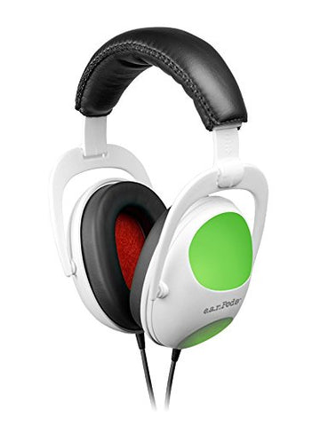 Direct Sound e.a.r.PodsTM volume limiting headphones, green