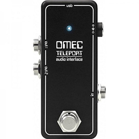 Orange Amplification OMEC Teleport Audio Interface Pedal