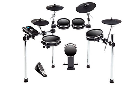 Alesis DM10 MKII Studio Kit | Nine-Piece Electronic Drum Kit with Mesh Heads (refurb)