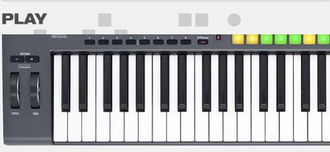 Novation Launchkey 49 USB Midi Controller Keyboard 49 Keys (Refurb)