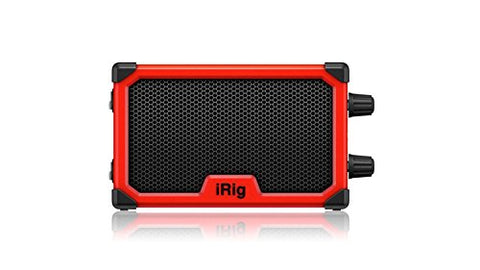 IK Multimedia iRig Nano Amp - Red