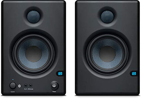 "PreSonus Eris E4.5 BT-4.5"" Near Field Studio Monitors with Bluetooth"