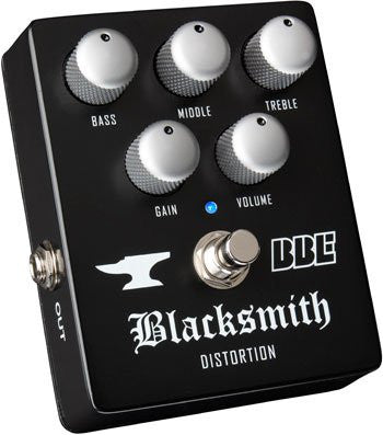 BBE Blacksmith Distortion Pedal (Refurb)