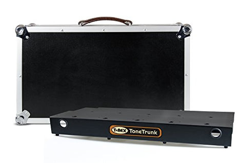T-Rex TT-CASE-MAJOR Tone Trunk Road Case Major with Three-Tier Large Aluminum Pedal Board