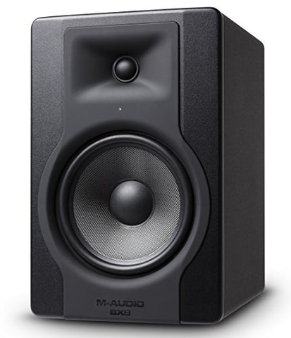 "M-Audio BX8 D3 Speaker Monitor 8"" Bi-amplified design with 150 watts (Refurb)"