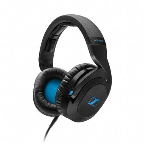 Sennheiser Noise Reducing Headphones Over ear - Closed HD6 Mix