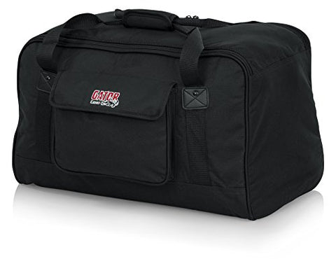 "Gator Cases GPA-TOTE10 Heavy-Duty Speaker Tote Bag for Compact 10"" Cabinets"