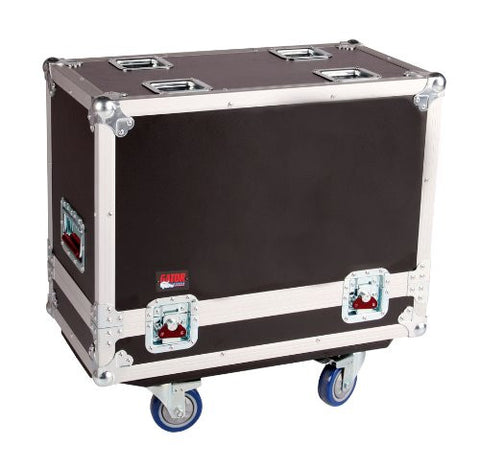 Gator Cases Tour Series Speaker Case for Two 12-Inch Speaker Cabinets G-TOUR SPKR-212