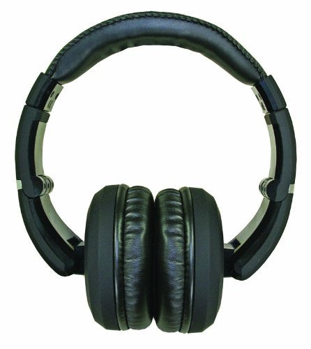 CAD Sessions MH510 Closed-Back Around-Ear Studio Headphones, Black