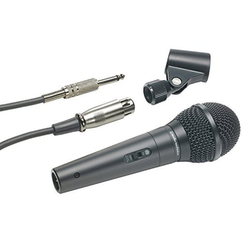Audio-Technica ATR-1300 Unidirectional Dynamic Vocal/Instrument Microphone
