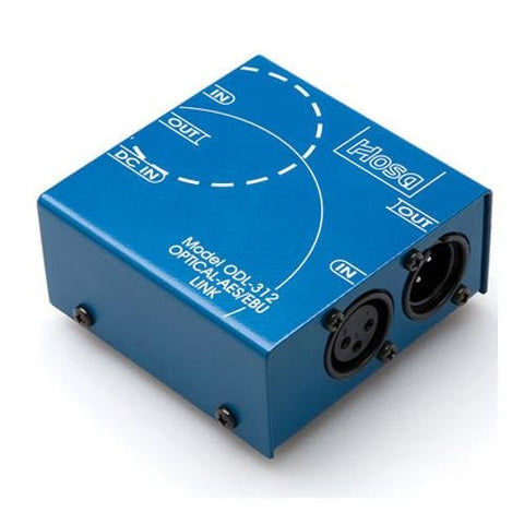 Hosa ODL-312 Optical SPDIF and AESEBU Digital Format Converter (Refurb)