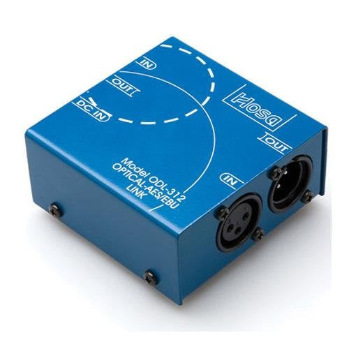Hosa ODL-312 Optical SPDIF and AESEBU Digital Format Converter