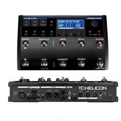TC-Helicon VoiceLive 2 Vocal Effects Processor (Refurb)