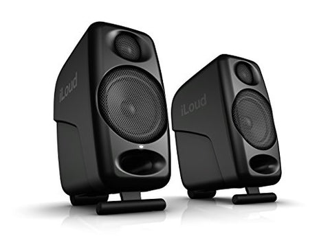 IK Multimedia iLoud Micro Monitors Ultra-compact Studio Reference Monitors