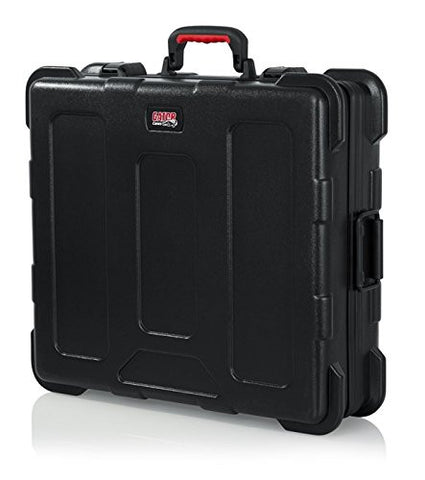 "Gator TSA Series ATA Molded Polyethylene Utility Case With Diced Foam Interior; 19""x19""x7"""