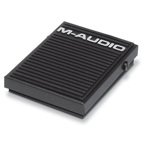 M-Audio SP-1 | Sustain Foot Pedal or FS controller for Synthesizers, Tone Modules, and Drum Machines -Refurbished