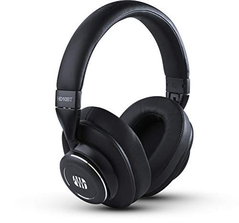Presonus Eris HD10BT Professional Headphones with Active Noise Canceling and Bluetooth wireless technology, One Size