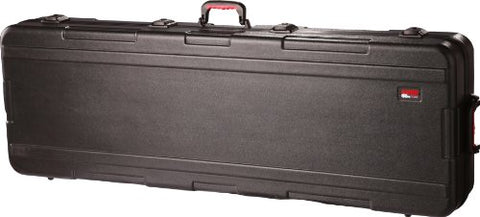 Gator Cases GKPE-88-TSA 88 Note Keyboard Case with wheels TSA Latches (refurb C stock)