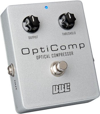 BBE OPTO STOMP Optical Compressor Pedal