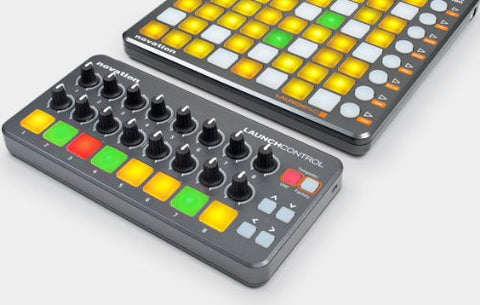 Novation Launch Control USB Midi Controller (Refurb)