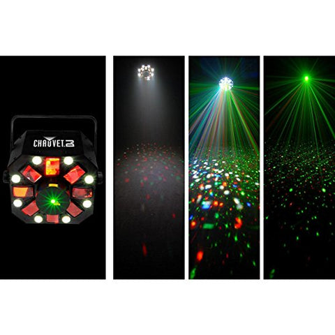 Chauvet Lighting SWARM5FX Special Effects Lighting and Equipment(Refurb)
