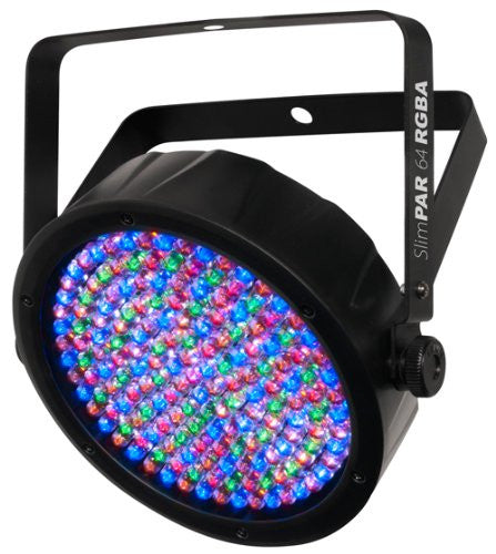 Chauvet DJ SlimPAR 64 RGBA LED Wash Lighting
